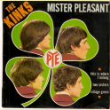 EP THE KINKS MISTER PLEASANT