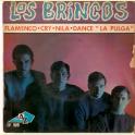 EP LOS BRINCOS - FLAMENCO EDICION FRANCESA