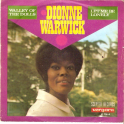 SINGLE DIONNE WARWICK - WALLEY OF THE DOLLS