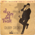 EP CHUBBY CHECKER - EL REY DEL TWIST