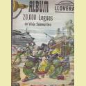 Album completo 20.000 Leguas de Viaje Submarino  Lloveras