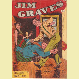 JIM GRAVES Nº 10