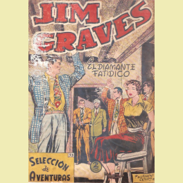 JIM GRAVES Nº 33