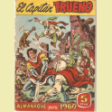 EL CAPITAN TRUENO ALMANAQUE 1960