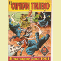 EL CAPITAN TRUENO ALMANAQUE 1961