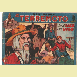 DAN BARRY EL TERREMOTO Nº24