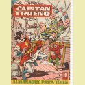 EL CAPITAN TRUENO ALMANAQUE 1965