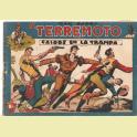 DAN BARRY EL TERREMOTO Nº30