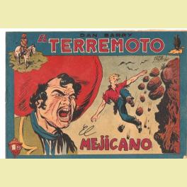 DAN BARRY EL TERREMOTO Nº35