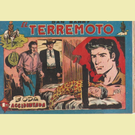 DAN BARRY EL TERREMOTO Nº63