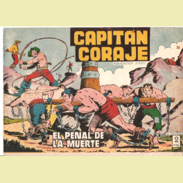 CAPITAN CORAJE Nº33