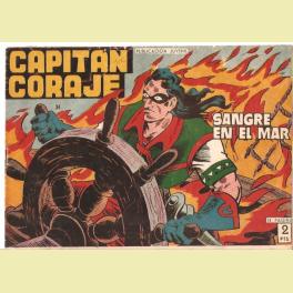 CAPITAN CORAJE Nº34