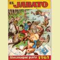 EL JABATO ALMANAQUE 1961