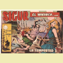 SIGUR EL VIKINGO Nº 8
