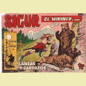 SIGUR EL VIKINGO Nº 9