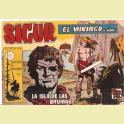 SIGUR EL VIKINGO Nº25