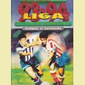 ALBUM COMPLETO LIGA 93-94