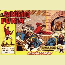 EL SARGENTO FURIA