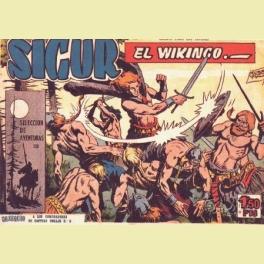 COLECCION COMPLETA SIGUR EL VIKINGO