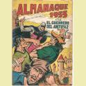 EL GUERRERO DEL ANTIFAZ ALMANAQUE 1955