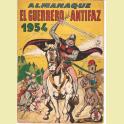 EL GUERRERO DEL ANTIFAZ ALMANAQUE 1954