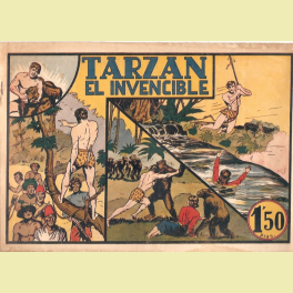 TARZAN Nº 5