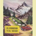 Album completo El Vehiculo y el Sello Editorial Ruiz Romero
