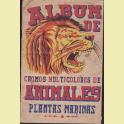 Album completo Animales Plantas Marinas Editorial Fher
