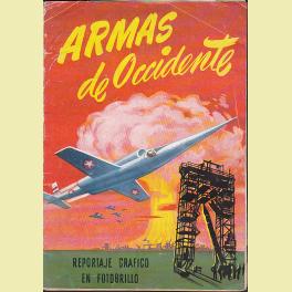 ALBUM COMPLETO ARMAS DE OCCIDENTE