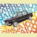 CATALOGO ORIGINAL SIMCA 1000 BARREIROS