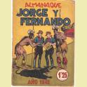 ALMANAQUE JORGE Y FERNANDO 1942