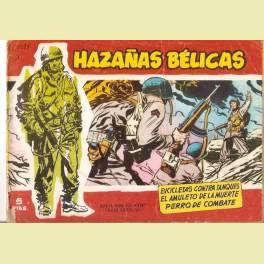 HAZAÑAS BELICAS ROJAS Nº 31