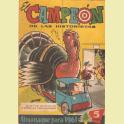 ALMANAQUE EL CAMPEON DE LAS HISTORIETAS 1961
