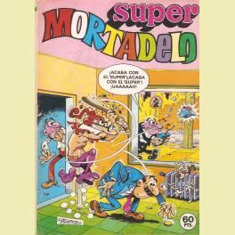 SUPER MORTADELO Nº112