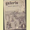 Sobre cromos sin abrir Galeria Walt Disney Editorial Fher