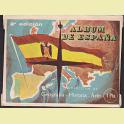 Sobre cromos sin abrir Album España