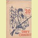 Sobre cromos Davy Crockett Editorial Ruiz Romero
