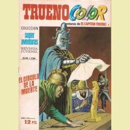 TRUENO COLOR 1ª EPOCA Nº  9