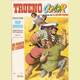 TRUENO COLOR 1ª EPOCA Nº  29