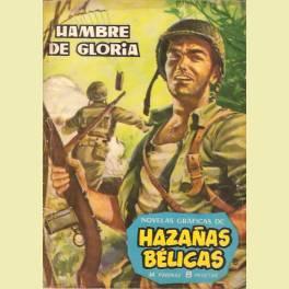 HAZAÑAS BELICAS (NOVELA GRAFICA) Nº  3