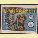 Sobre cromos sin abrir El viejo Oeste Editorial Ruiz Romero