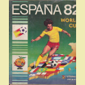 Album completo España 82 Editorial Panini