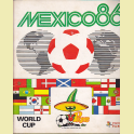 Album completo Mexico 86 Editorial Panini