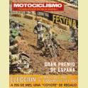REVISTA MOTOCICLISMO JUNIO 1971