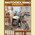 REVISTA MOTOCICLISMO AGOSTO 1972