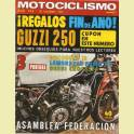 REVISTA MOTOCICLISMO DICIEMBRE 1975