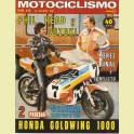 REVISTA MOTOCICLISMO OCTUBRE 1975