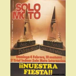 REVISTAS SOLO MOTO Nº178