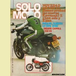 REVISTAS SOLO MOTO Nº169