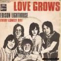 SINGLE EDISON LIGHTHOUSE - LOVE GROWS